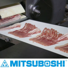 High quality Mitsuboshi Belting Mamaline food conveyor belt for fruit & vegetables. Made in Japan